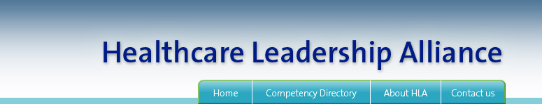 Healthcare Leadership Alliance